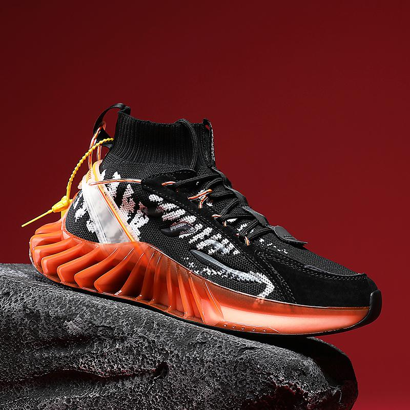 VORTEX Hype Pipe PrimeKnit Sock Sneakers