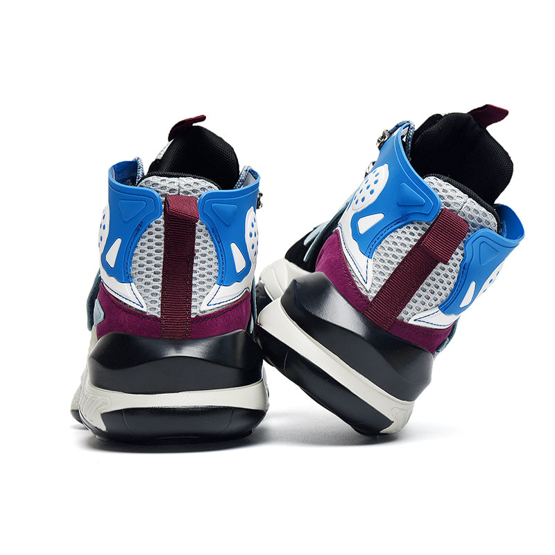 MAGMA Sneakers - Off-White/Blue/Grape