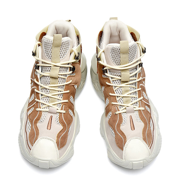 MAGMA Sneakers - Beige/Brown