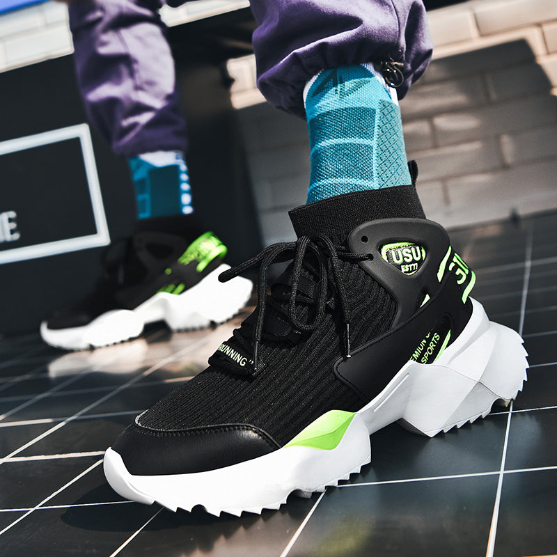 Stitching Running HYPE-X 'Level Insane'  Sneakers