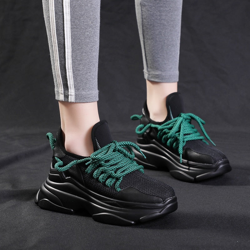 ELECTRO Chunky Sneakers