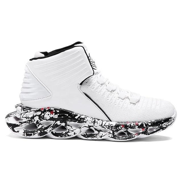 APOLLO 'Wings of Arcadia' High-top Sneakers