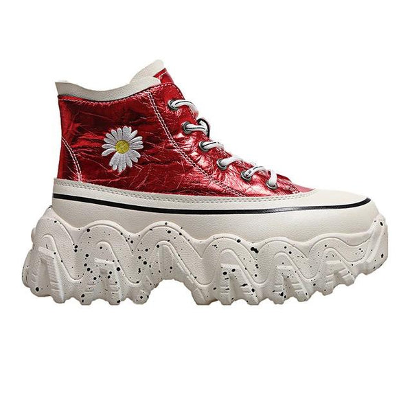 Daisy Top Sneakers