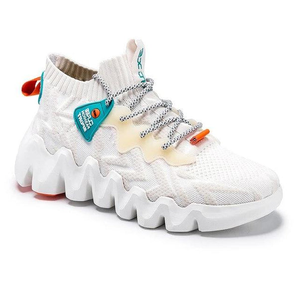 HEBRON ' Wave Reflex' X9X Sneakers