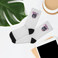 Vices Socks White