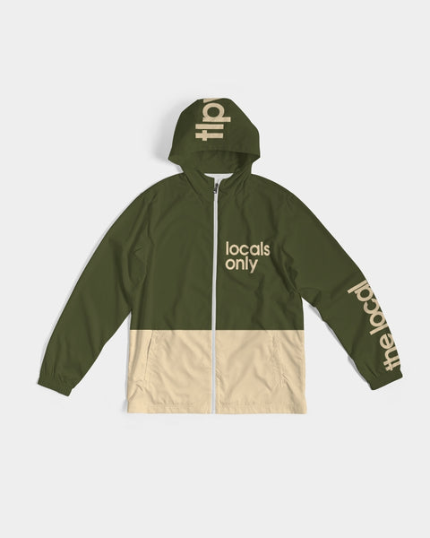 Locals Only Windbreaker Jacket