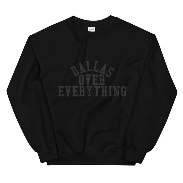 D.O.E Blackout Crewneck Sweater