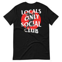 Locals Only Social Club Tee