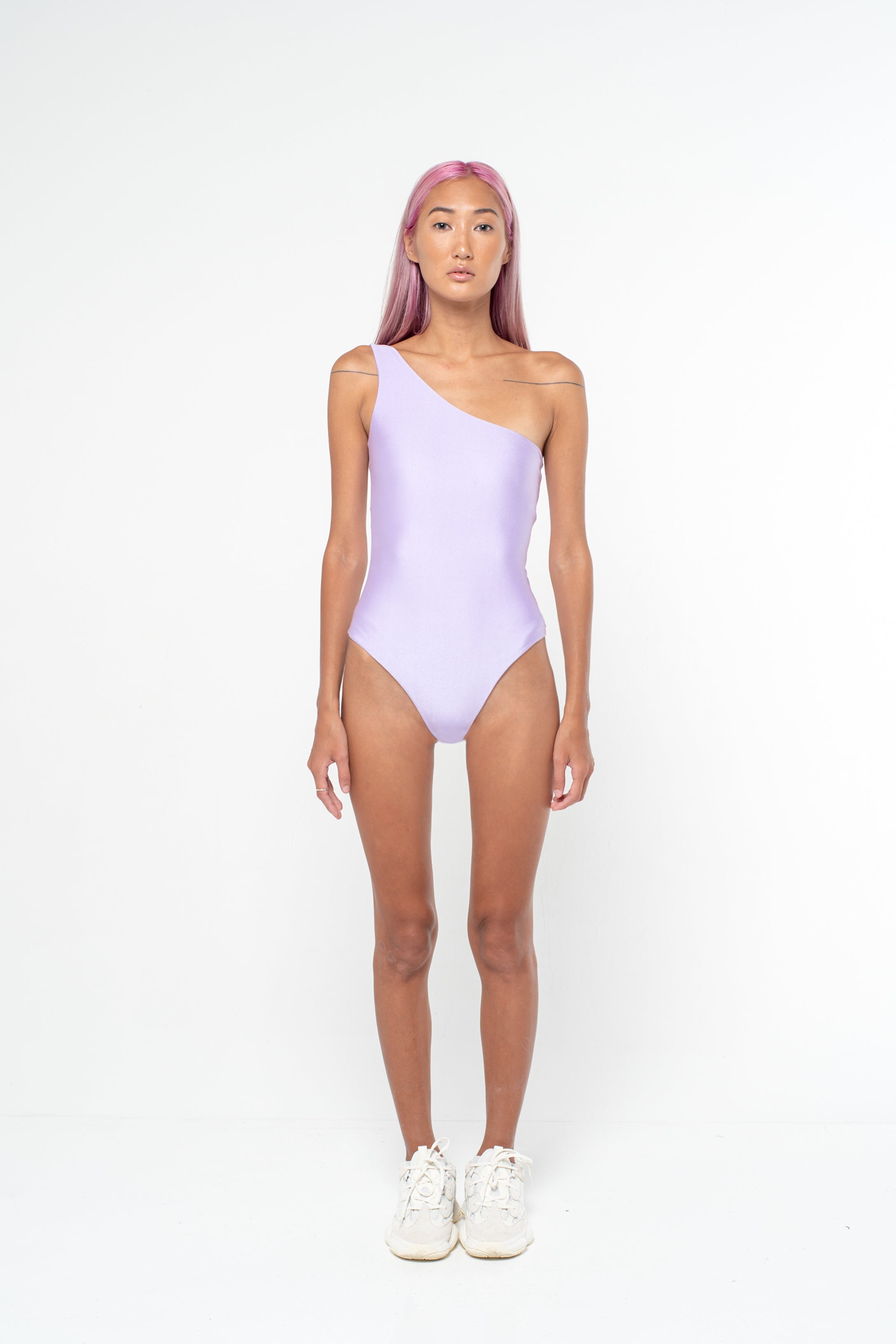 One Shoulder Body - 5 colors