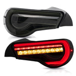 VLAND TAIL LIGHT ASSEMBLY FIT FOR 2013-2016 Scion FR-S 2017-2019 Toyota 86 2013-2020 Subaru BRZ - VLAND