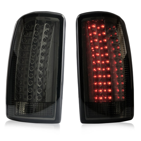 VLAND TAIL LIGHT ASSEMBLY FIT FOR 2000-2006 GMC Yukon / Yukon XL, TWO COLORS - VLAND