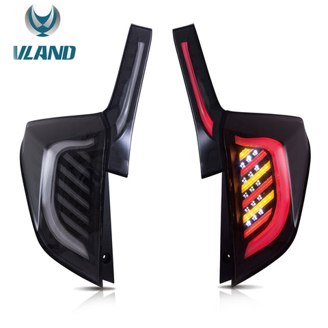 VLAND TAIL LIGHT ASSEMBLY FIT FOR 2015-2019 Honda Fit - VLAND