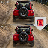 VLAND TAIL LIGHT ASSEMBLY FIT FOR 2018-2019 Jeep Wrangler - VLAND