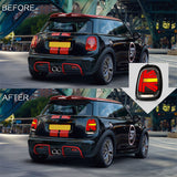 VLAND TAIL LIGHT ASSEMBLY FIT FOR 2014-2020 BMW Mini Cooper F55 F56 F57,TWO TYPE,TWO COLORS - VLAND