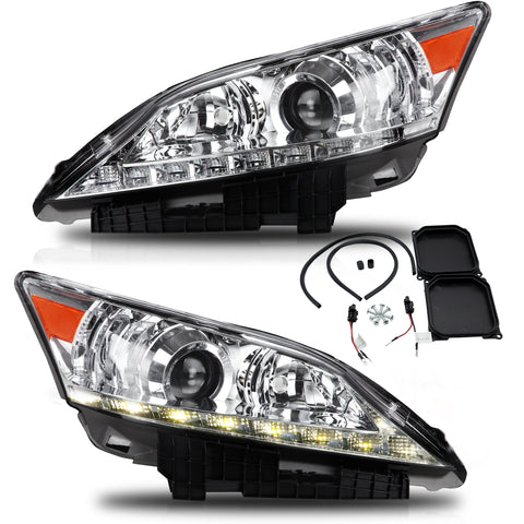 VLAND HEADLIGHT ASSEMBLY FIT FOR 2010-2012 Lexus ES350 - VLAND