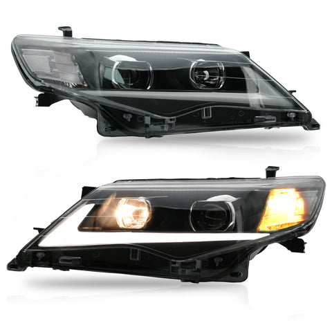 VLAND HEADLIGHT ASSEMBLY FIT FOR 2012-2014 Toyota Camry - VLAND