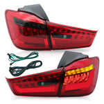 VLAND TAIL LIGHT ASSEMBLY FIT FOR 2011-2019 MITSUBISHI Outlander Sport, TWO COLORS - VLAND