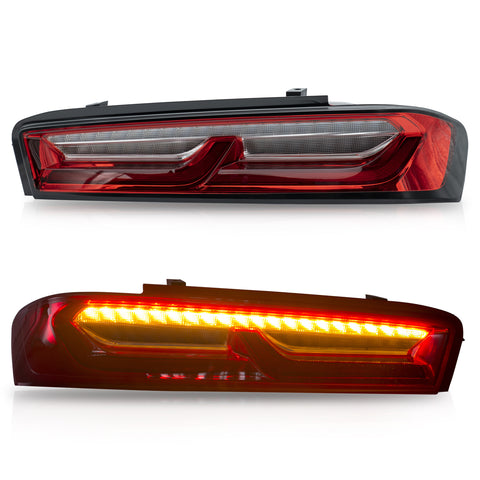 VLAND TAIL LIGHT ASSEMBLY FIT FOR 2016-2018 Chevrolet Camaro - VLAND