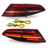 VLAND TAIL LIGHT ASSEMBLY FIT FOR Volkswagen VW 2013-2019 Golf 7