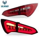 VLAND TAIL LIGHT ASSEMBLY FIT FOR 2013-2018 Hyundai Santa Fe Sport, Two Colors - VLAND