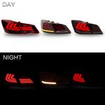 VLAND TAIL LIGHT ASSEMBLY FIT FOR 2013-2015 Honda Accord , Three Colors - VLAND