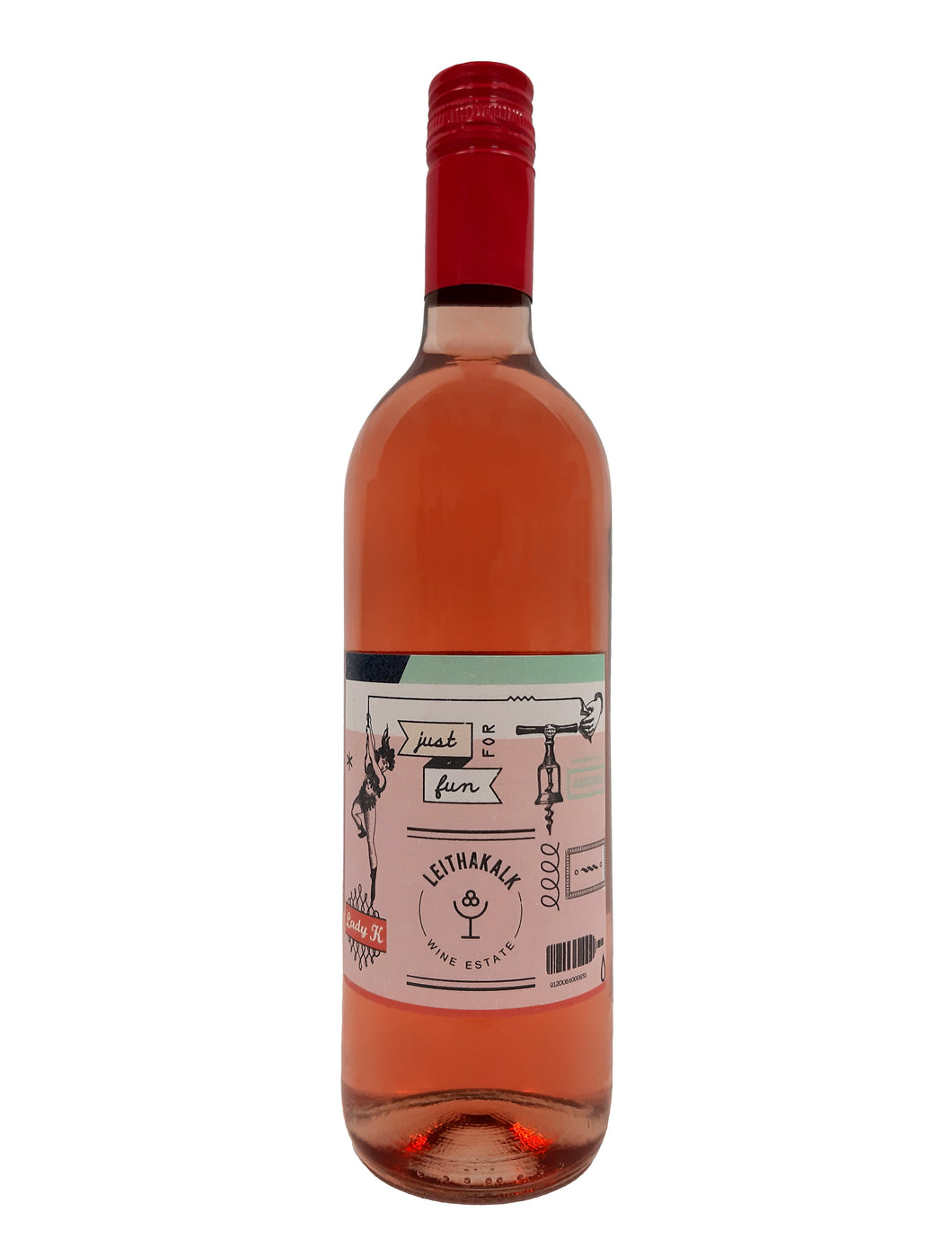 Leithakalk Wine Estate - Lady K Rosé 2018