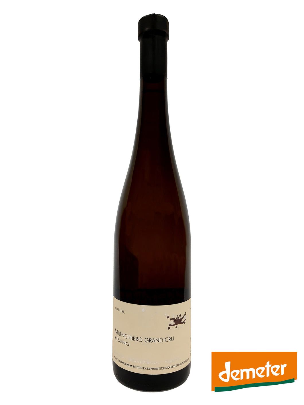 Julien Meyer - Münchberg Riesling Grand Cru 2018