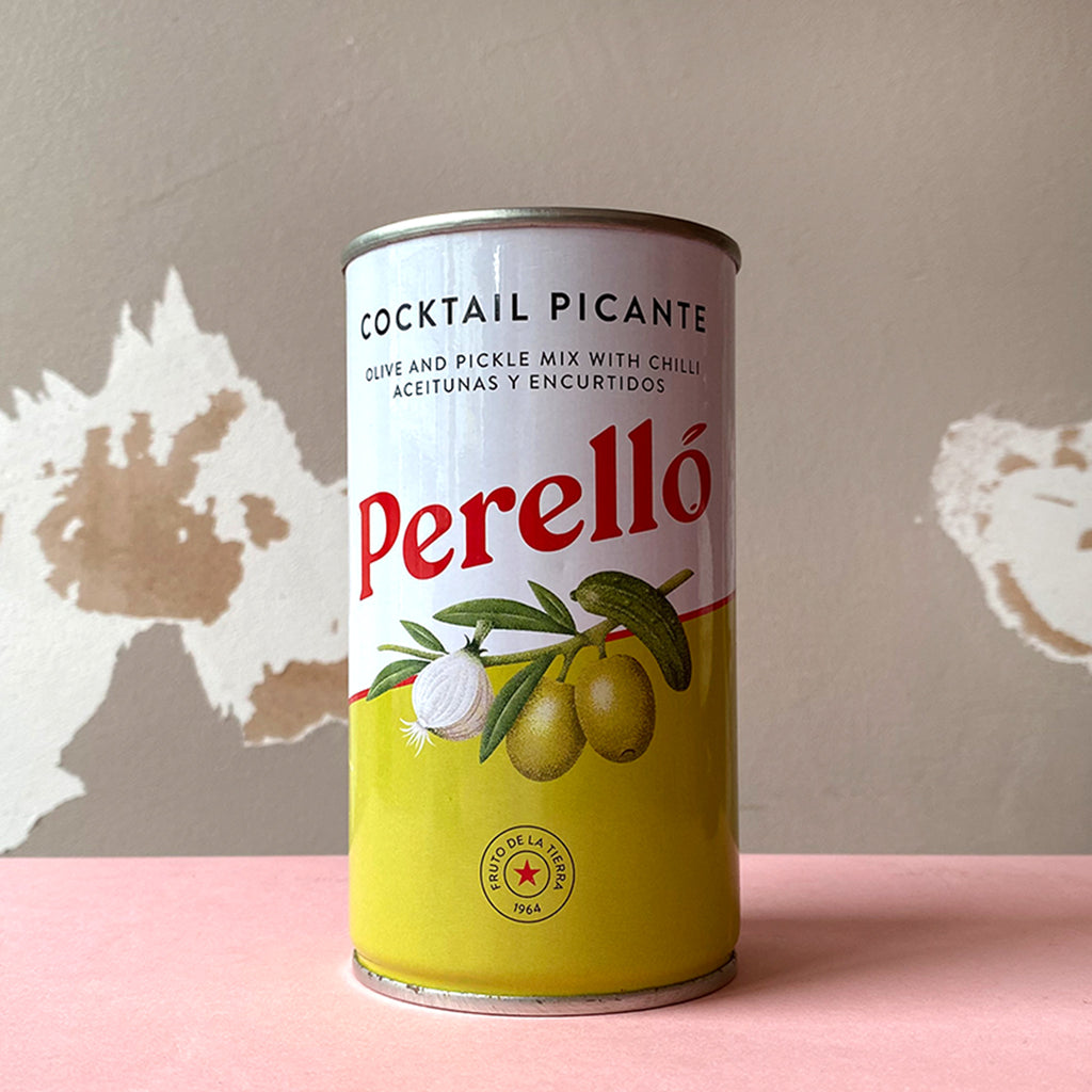 Perello Cocktail Picante 180g
