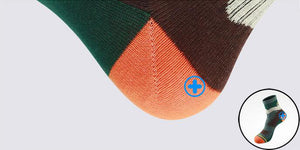 SANTO 3 Pack High Quality Breathable Socks