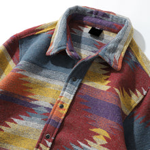 Load image into Gallery viewer, Custom Vintage Flannel Shirt