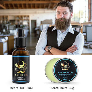 The Ultimate Bachelor Beard Cleaning Set