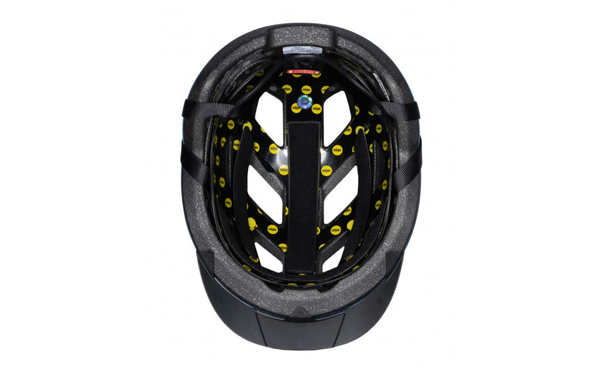 Lazer Gekko MIPS with MIPS Liner increases riders protection