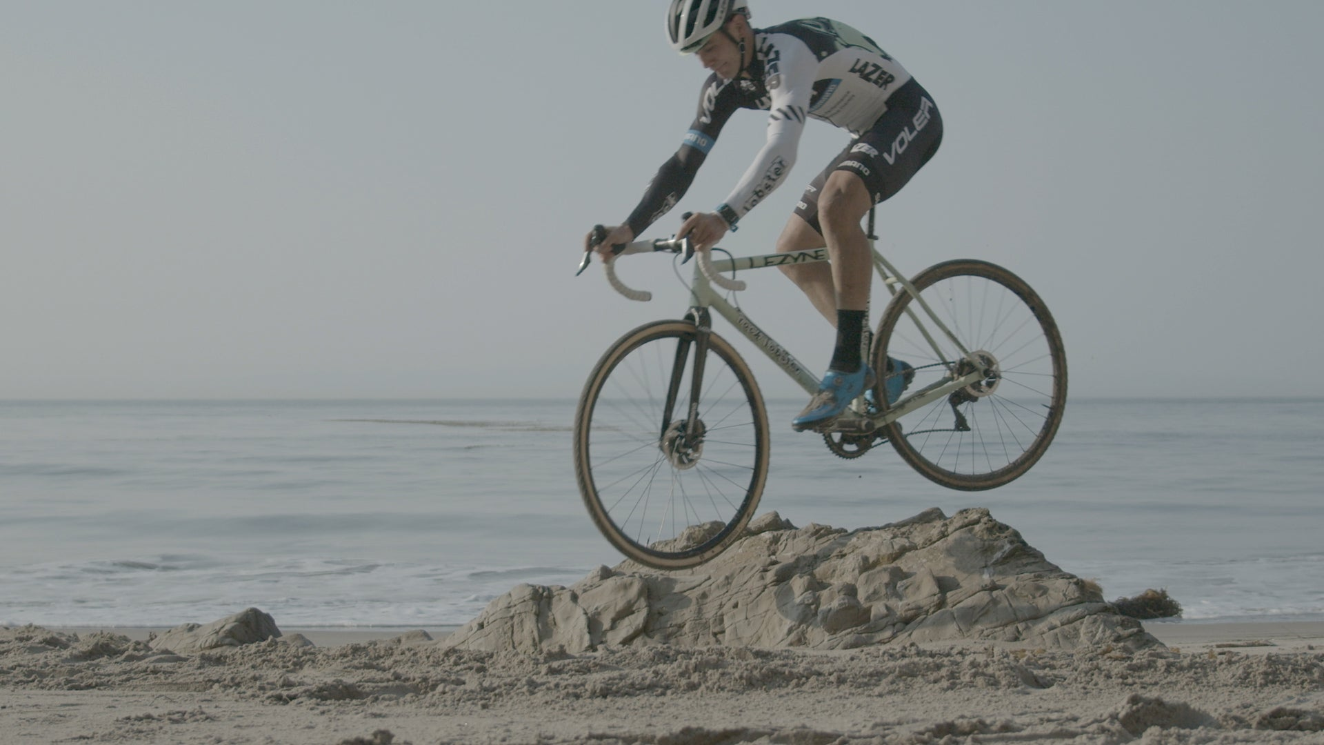 Andrew Juiliano TIdes: A Sandy Cycling Ode