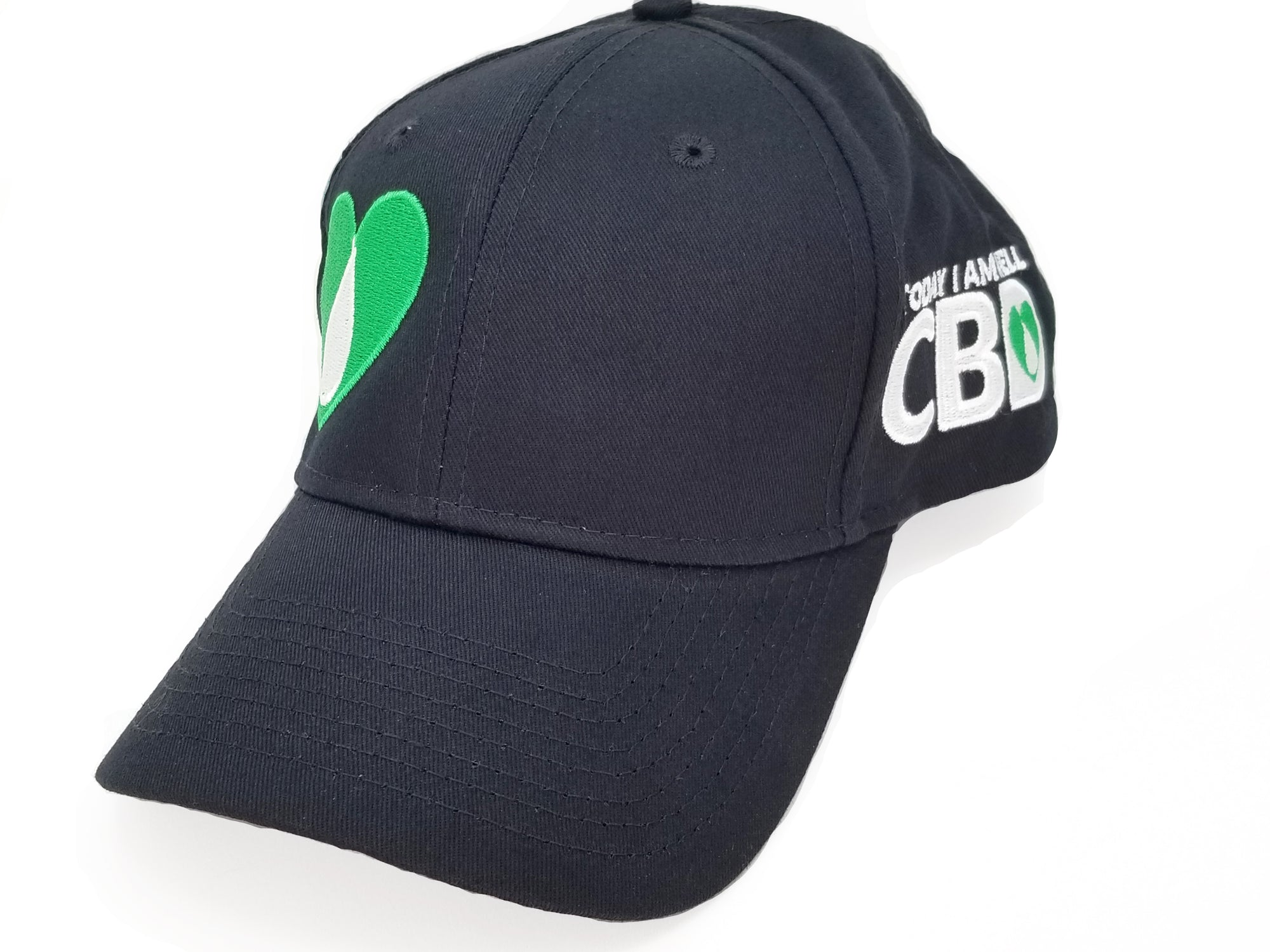 TODAY I AM WELL CBD Logo Hat