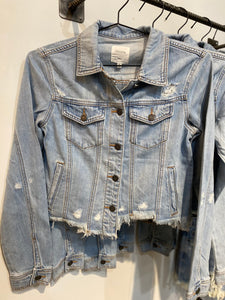 All Time Favorite Denim Jacket