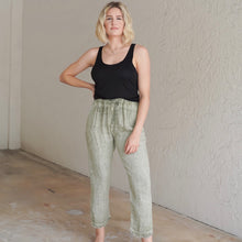 Load image into Gallery viewer, Elena Linen Pants