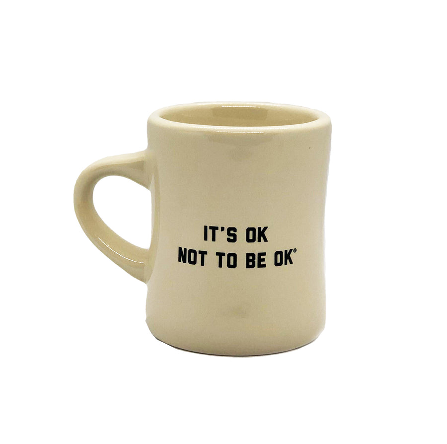 IT'S OK Natural Diner Mug