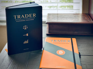 trading journals leather bitcoin