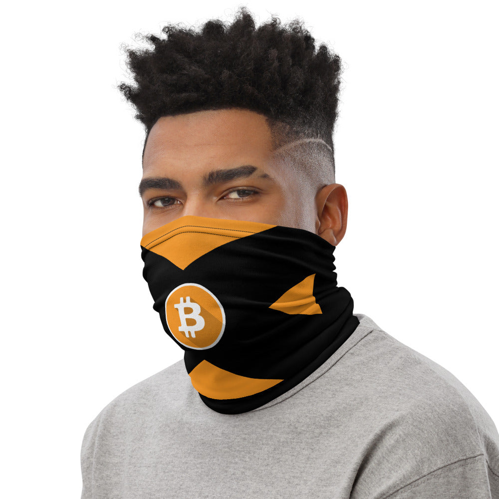 Custom Bitcoin Mask / Gaiter