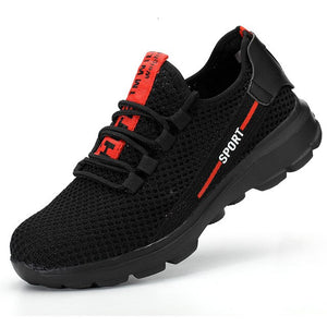 Men's Steel Toe Cap Protective Shoes