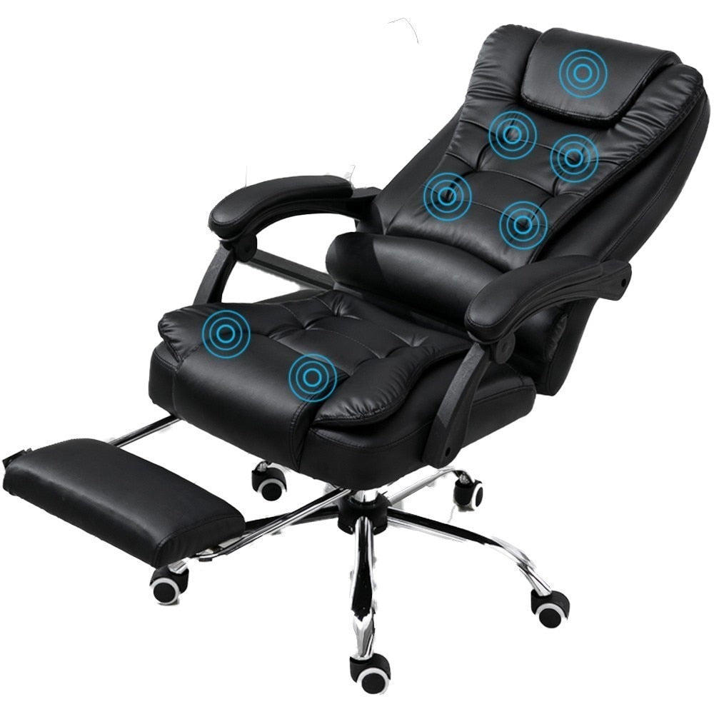 High Quality Office Chair Ergonomics Synthetic Leather