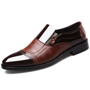 Luxury Leather Formal Shoes