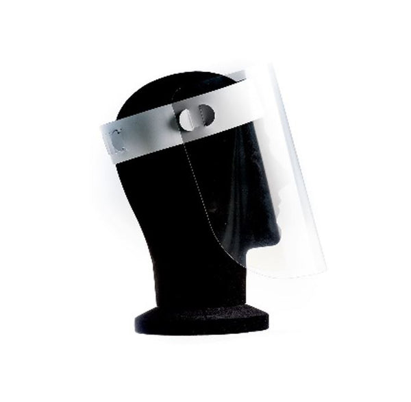 Clear Face Shield | 300 Micron (Unit price €4.90 - Sold Box 20 Shields)