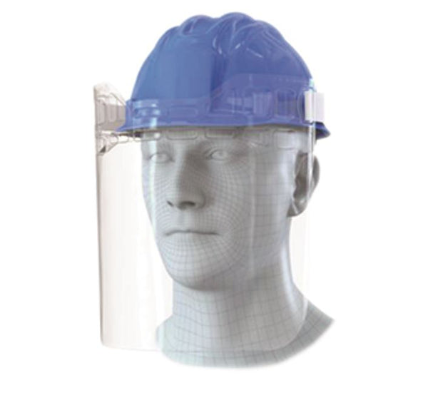 Construction Clear Face Shield | 500 Micron (Unit price €5.90 - Sold Box 25 Shields)