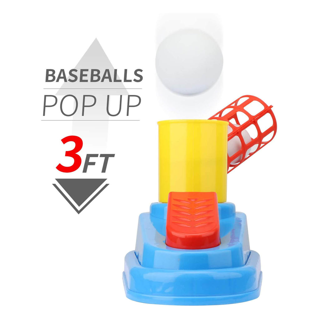 Baseball Pitching Machine
