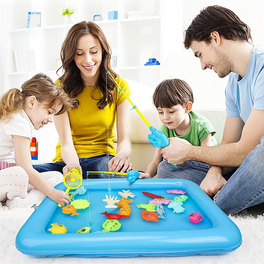 Kids Magnetic Fishing Game