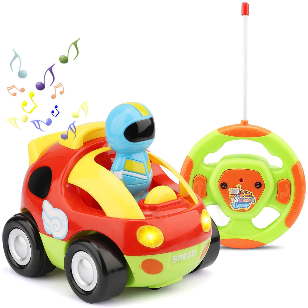 Remote Control Car for Toddler Boys