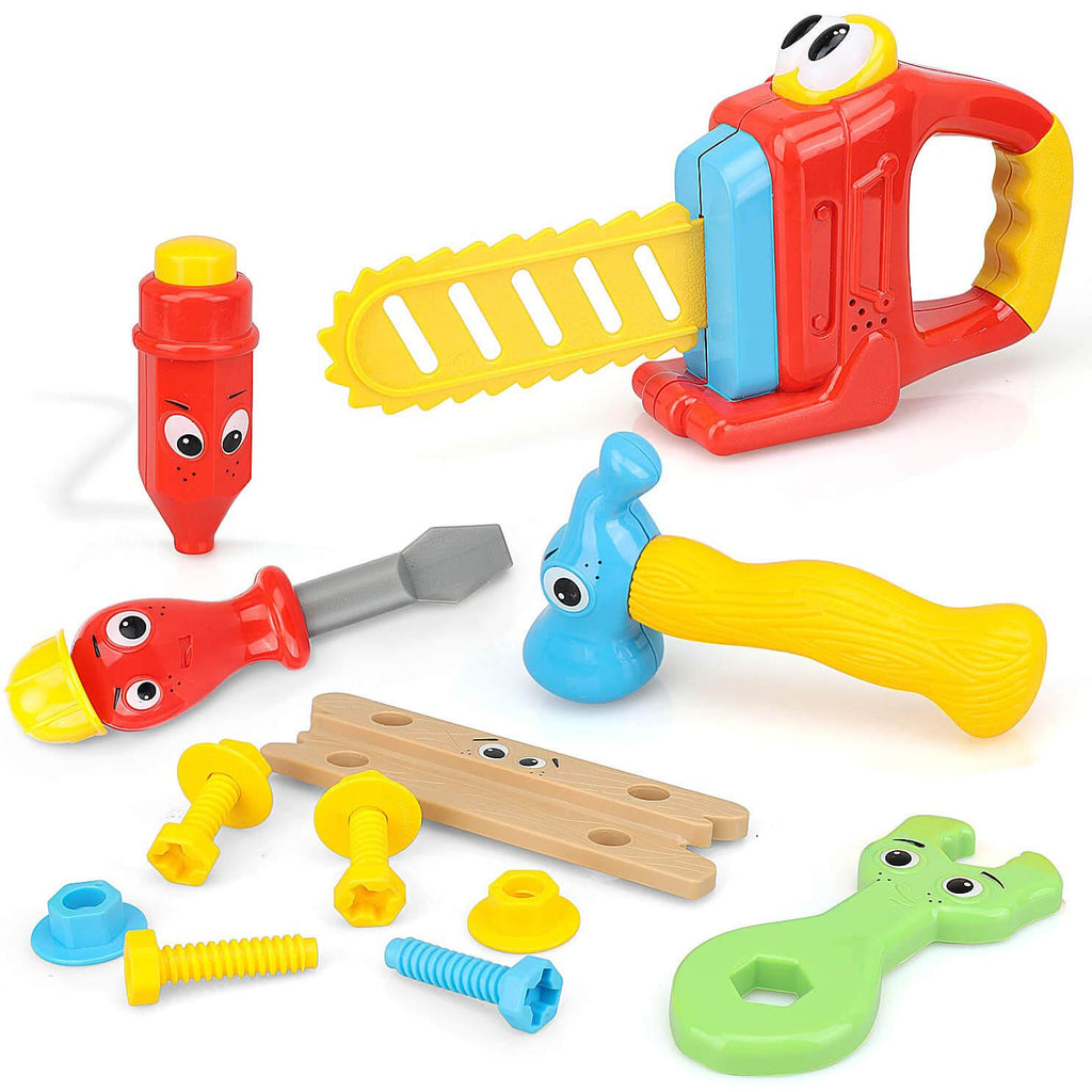Cartoon Kids Tool Set