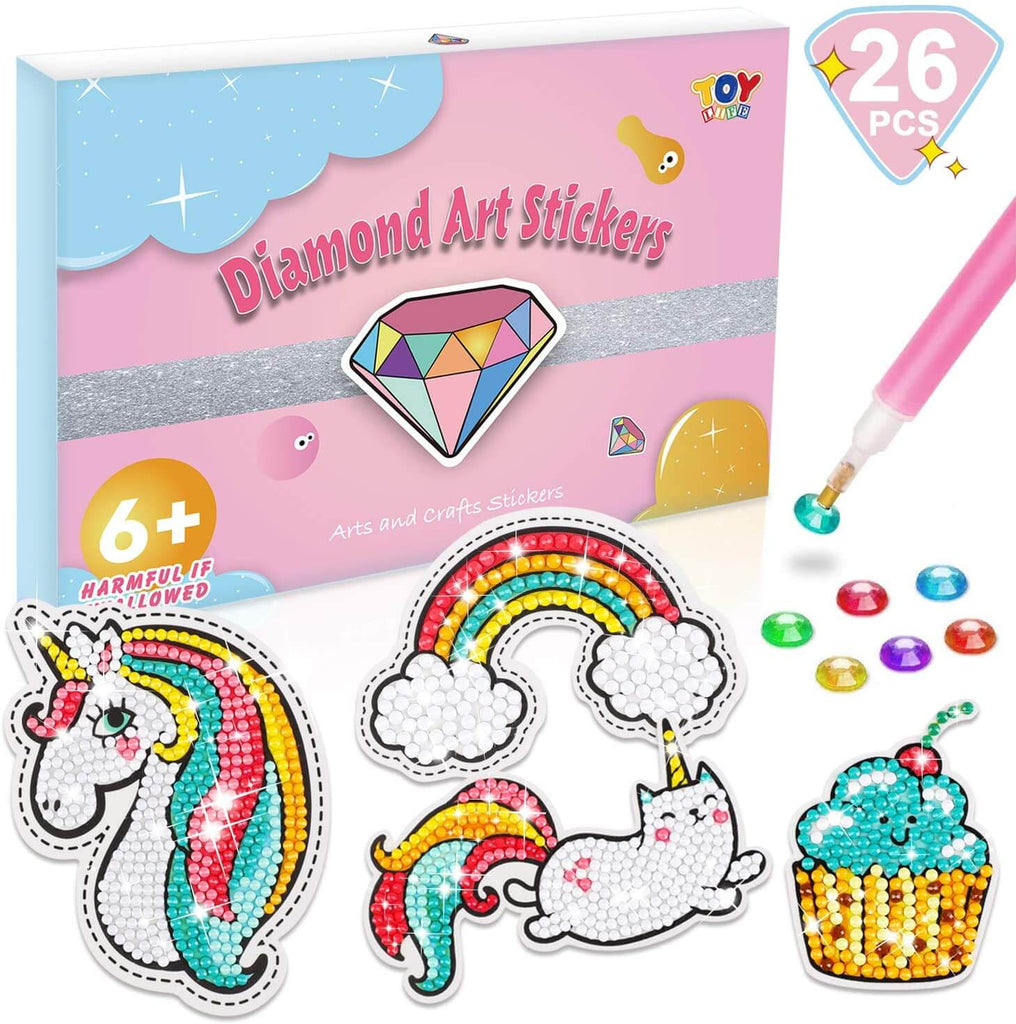 Diamond Painting Stickers