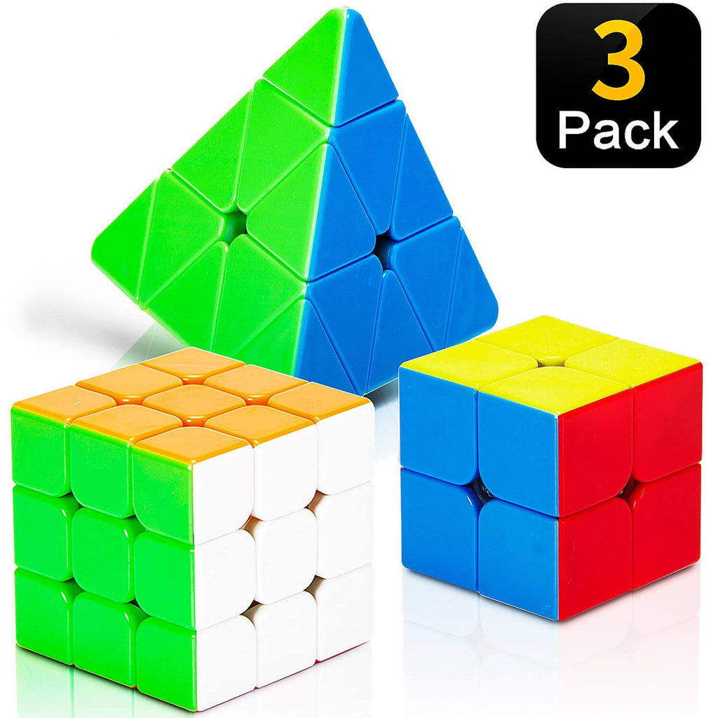 3 Pack Magic Cube